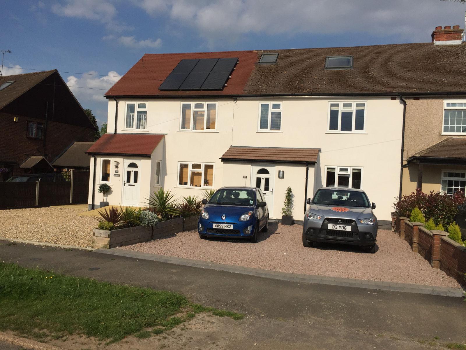 New build, Warlingham