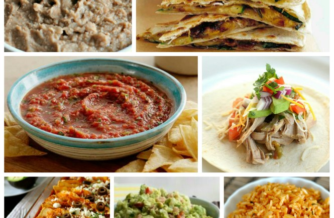 Mexican Recipes for the Whole Year