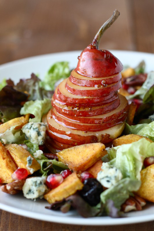 6 Satisfying Salads You'll Gladly Swap Your Supper For