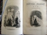 First edition of Charles Dickens's Little Dorrit (1857)