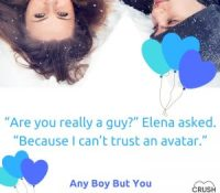 Any Boy But You by Julie Hammerle  {Exclusive Excerpt + Review}