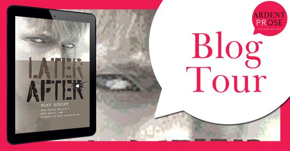 Blog Tour:  Later, After by Jane Harvey-Berrick  -  {Trailer/Excerpt + Review}
