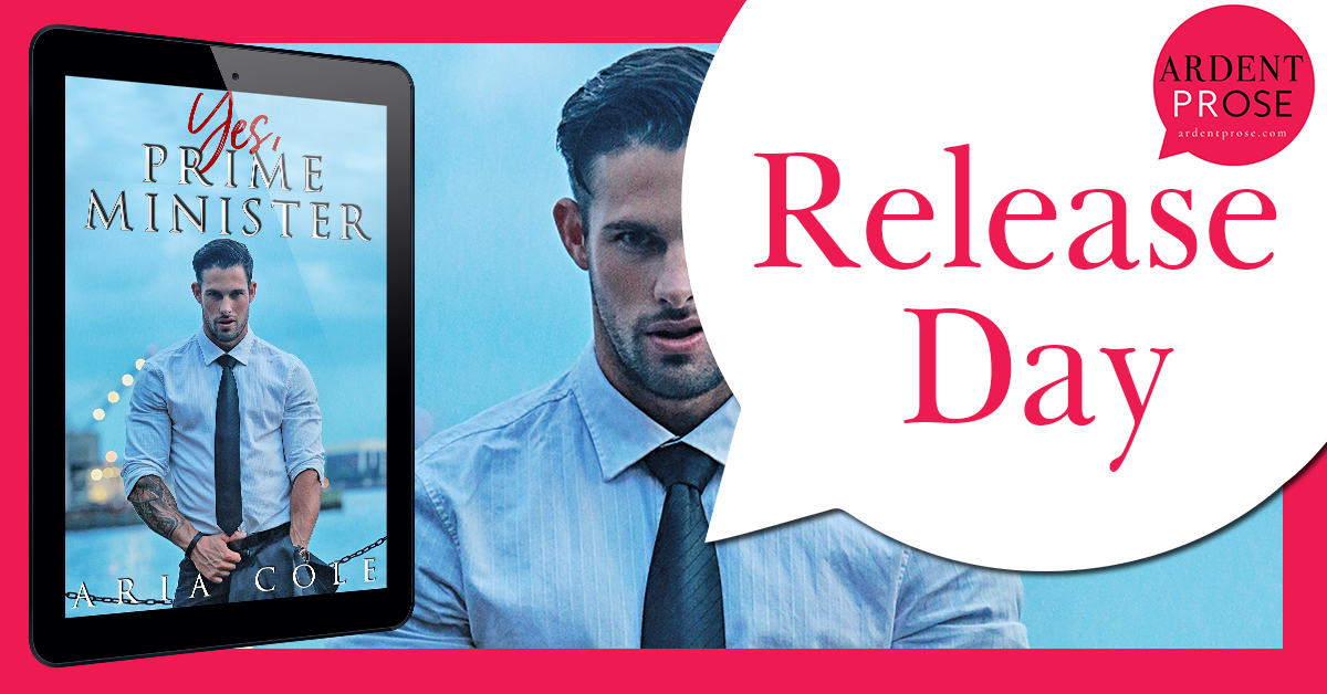 Release Blitz -  Yes, Prime Minister by Aria Cole