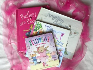 ballerina books