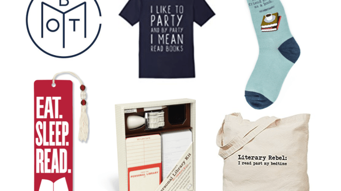 8 Gift Ideas For Book Lovers Read Eat Repeat
