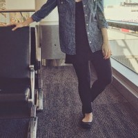 wearing > long haul travel