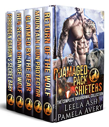 Paranormal Romance – Damaged Pack Shifters