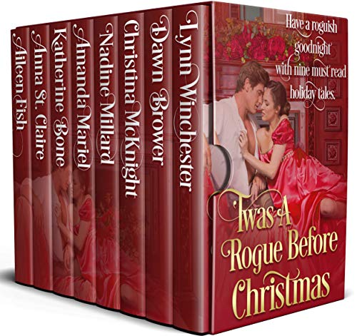 Historical Romance – 'Twas A Rogue Before Christmas