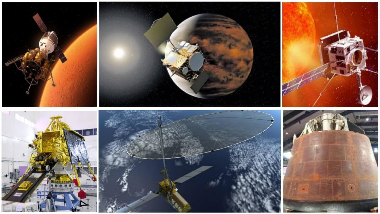 ISRO's Upcoming Missions