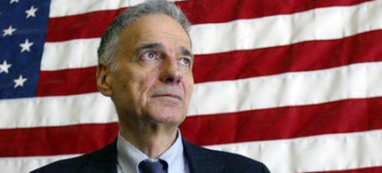 Ralph Nader. (photo: Guardian UK)