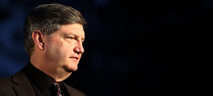 James Risen, a reporter for The New York Times. (photo: Alex Menendez/AP)