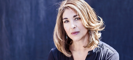 Best selling author/activist Naomi Klein. (photo: Anya Chibis/Guardian UK)