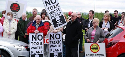 (photo: Green Alternatives to Incineration in Scotland)