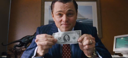 Off shore tax havens make it difficult for the government to collect revenue. (photo: Paramount Pictures)