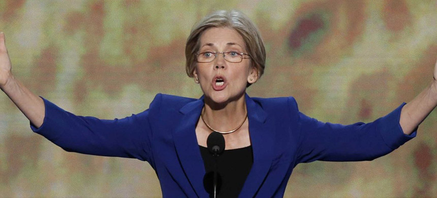 Elizabeth Warren (photo: Jason Reed/Reuters)