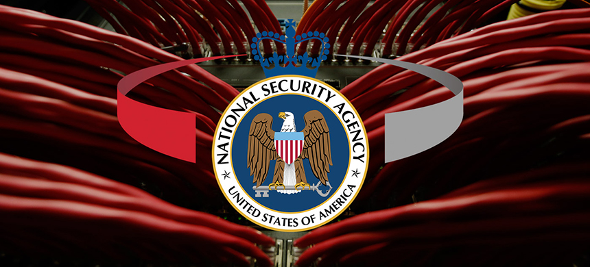 The document suggests that the intelligence agencies successfully used the security holes they identified in Juniper's devices to repeatedly penetrate them for surveillance. (photo: Simon Dawson/Bloomberg/Getty Images)