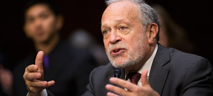 Robert Reich. (photo: AP)