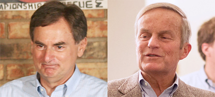 Todd Akin and Richard Mourdock won't be ascending to the U.S. Senate. (photo: Scott Olson/Whitney Curtis/Getty Images)