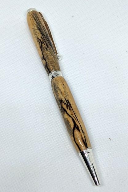 Spalted Tamarind Slim Pen 42