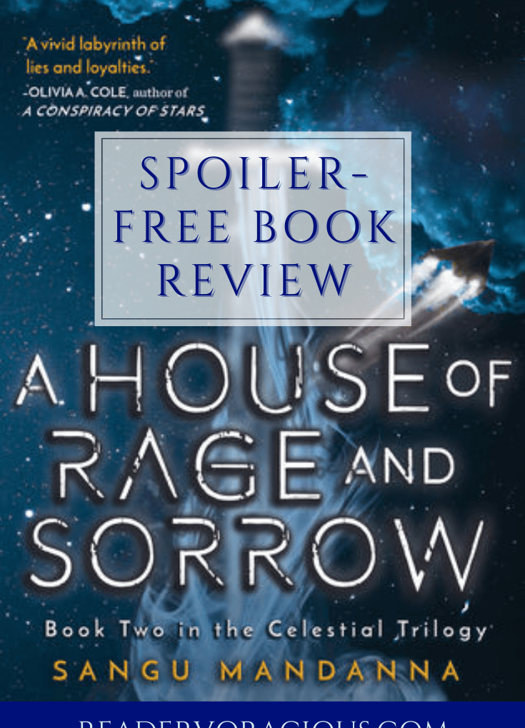 Review for A House of Rage and Sorrow