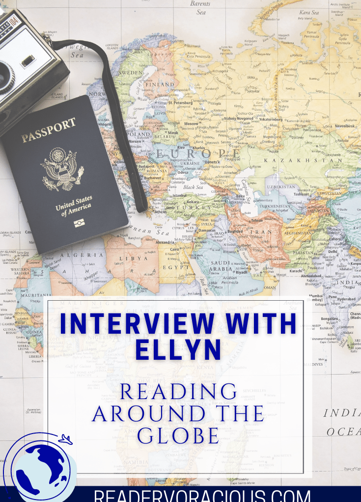 An Interview with Ellyn in Australia | Reading Around the Globe