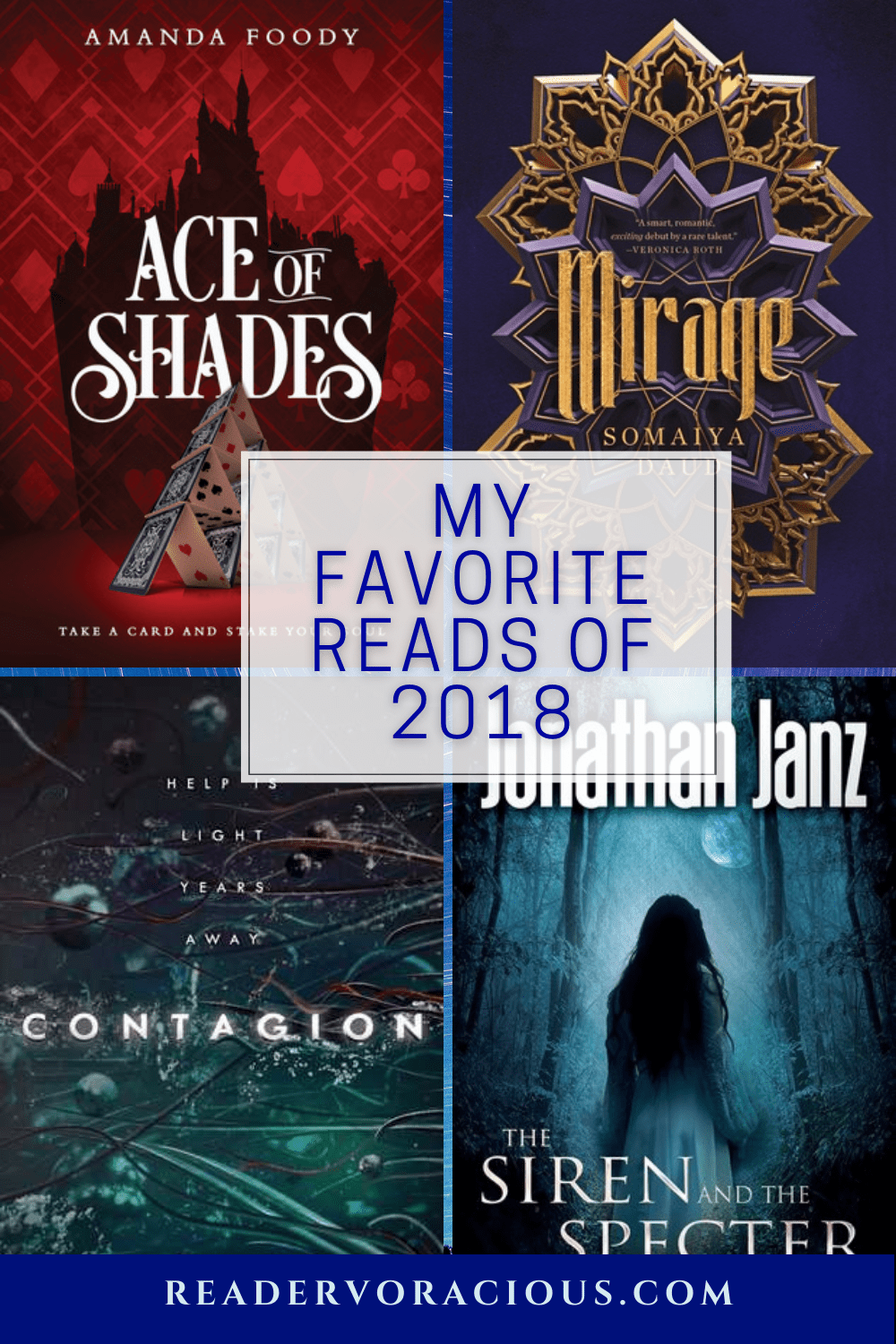 My Favorite 2018 Reads