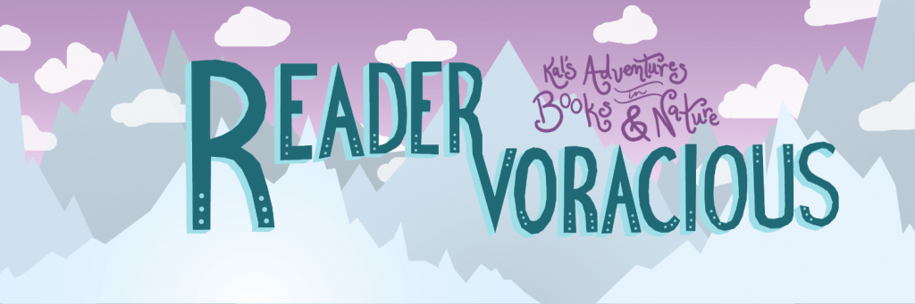 Banner by Vicky Who Draws for Reader Voracious