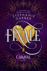 US Cover of Finale by Stephanie Garber
