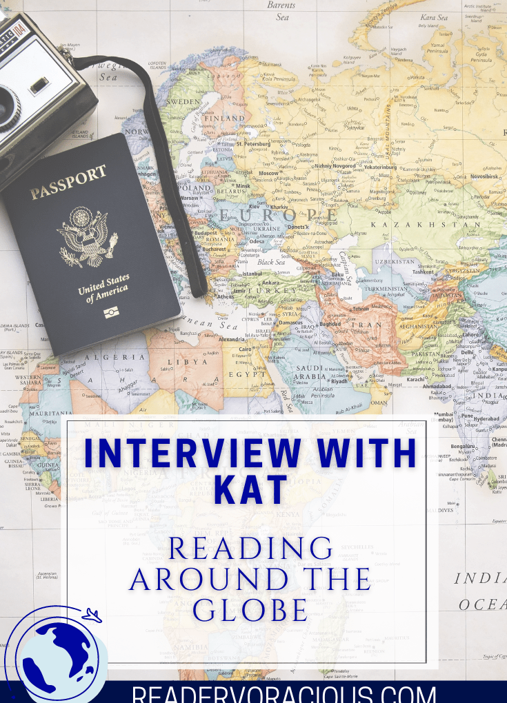 An Interview Kat in Japan | Reading Around the Globe