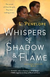 Whispers of Shadow and Flame cover