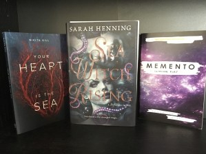 Aug19 Haul_Publishers