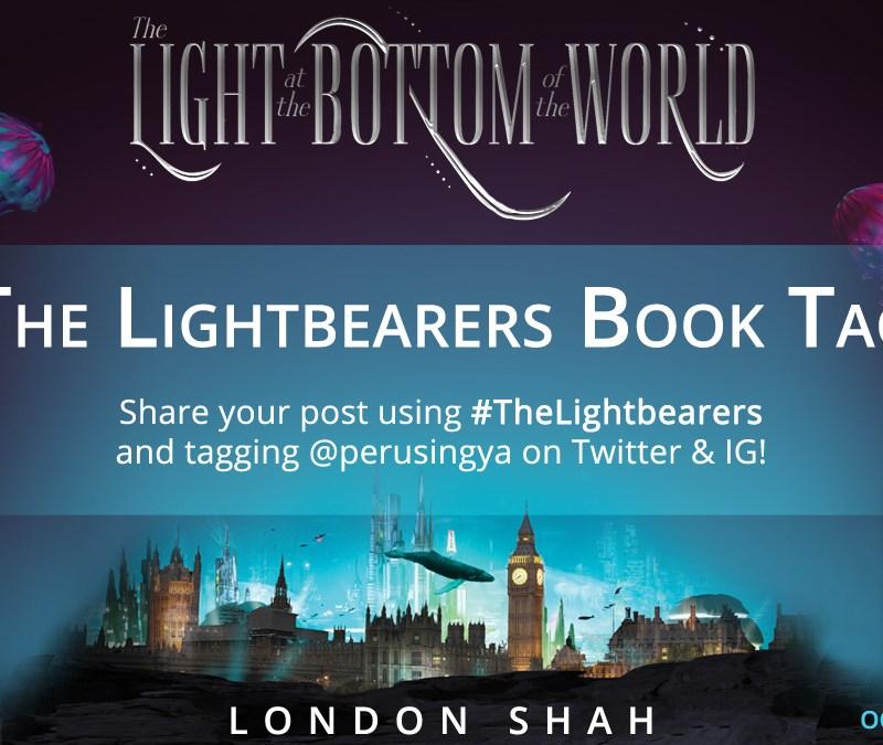 The Lightbearers Book Tag
