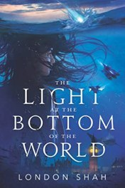 new cover for The Light at the Bottom of the World