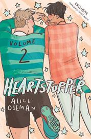 Heartstopper Vol 2 cover
