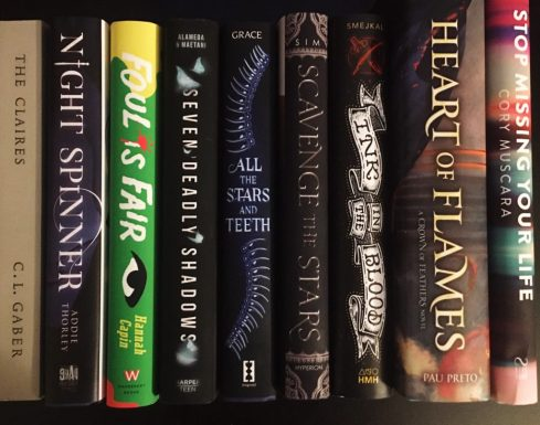 Photo of book haul