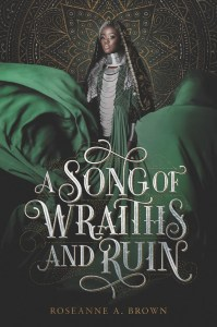 Cover for A Song of Wraiths and Ruin