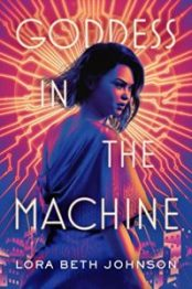 Cover for Goddess in the Machine