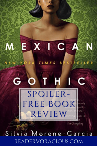 Review for Mexican Gothicc