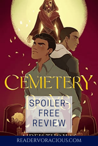 Review for Cemetery Boys