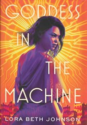 Owlcrate cover for Goddess in the Machine