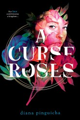 cover for A Curse of Roses