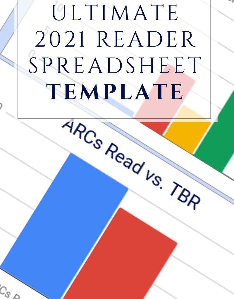 2021 Ultimate Reader Spreadsheet Template