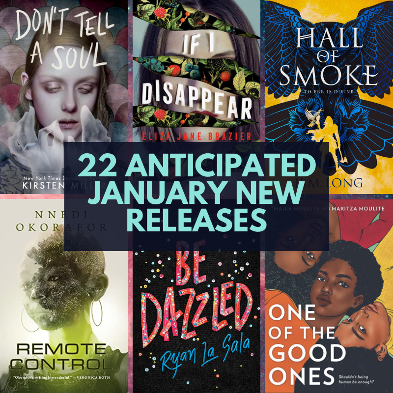 22 Anticipated January New Releases