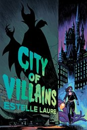 cover for City of Villains