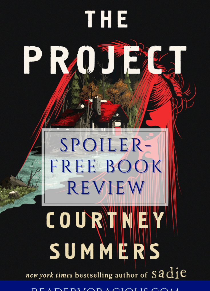ARC Review: The Project by Courtney Summers