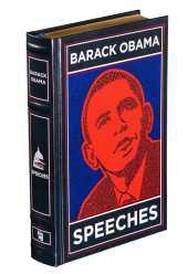 cover for Barack Obama Speeches