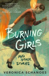 cover for Burning Girls and Other Stories