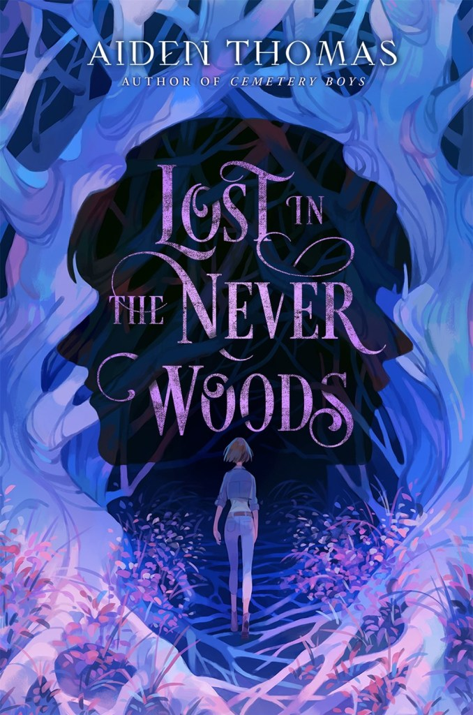 cover for Lost in the Never Woods