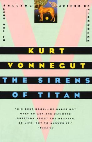 cover for Sirens of Titan