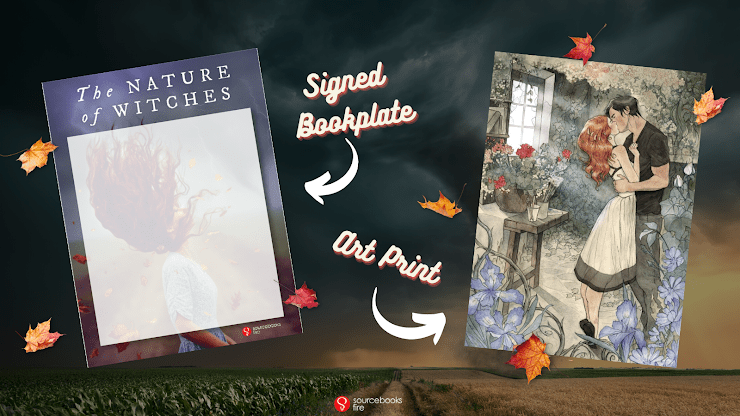 pre-order incentive for The Nature of Witches